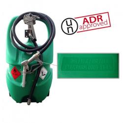 Caddie Ravitaillement essence 55L