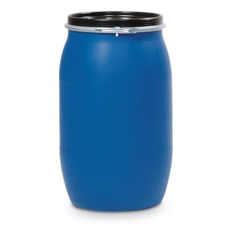 Fût plastique reconditionné 220L à Bondes