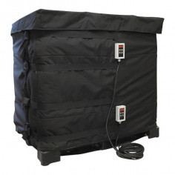 Couverture chauffante pour cuve 1000l GRV / IBC 2000W Digitale