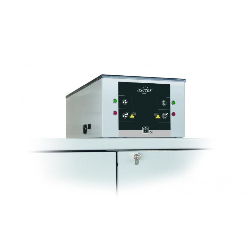 Caisson de Ventilation / filtration pour armoires ASECOS