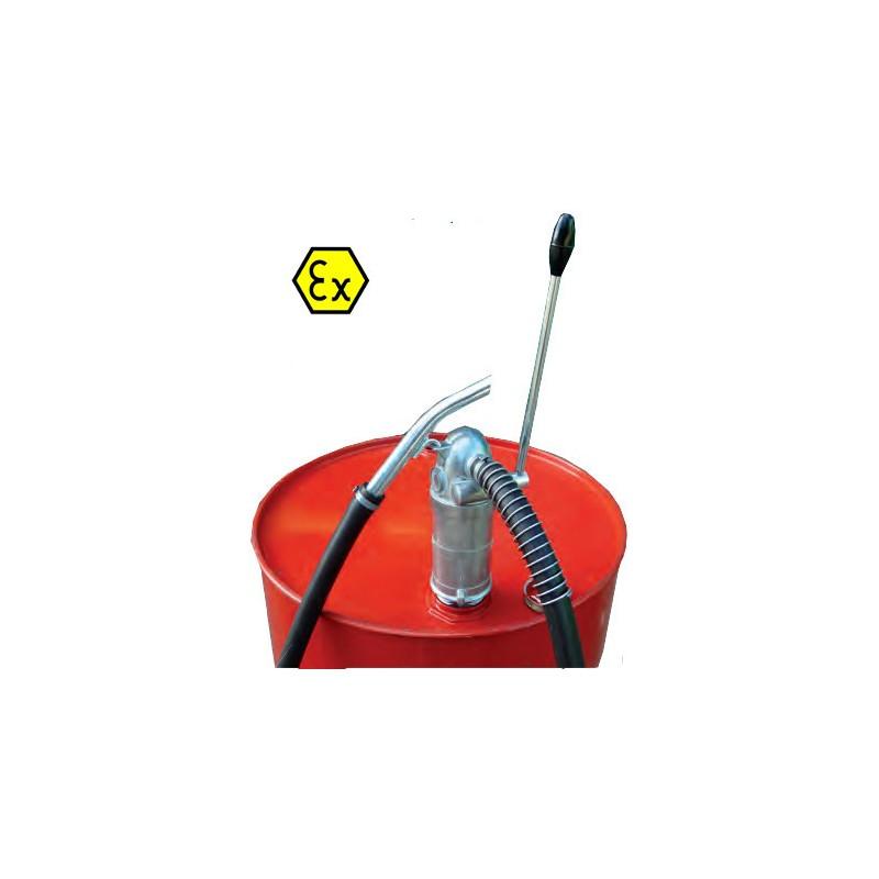 Pompe vide fût ATEX manuelle
