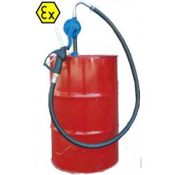 Pompe vide fût ATEX manuelle rotative