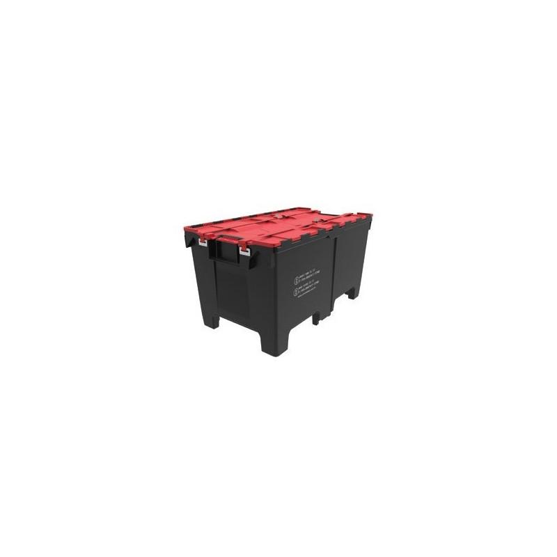 Caisse plastique 200L homologuée UN 4H2/4H2V