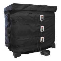 Couverture chauffante pour GRV / IBC 3000W Digitale