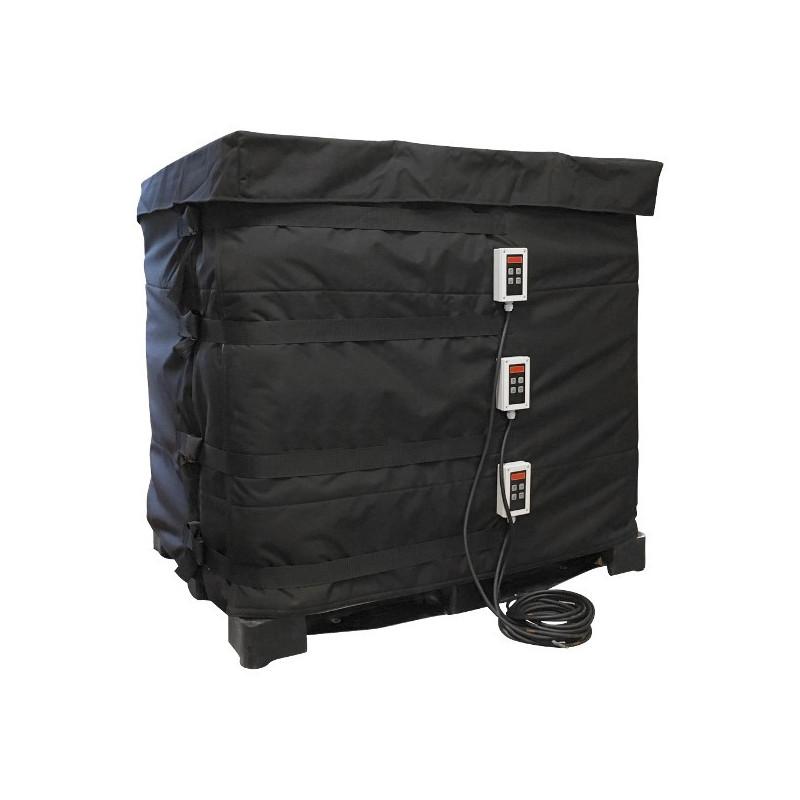 Couverture chauffante pour GRV / IBC 3000w