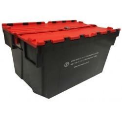 Caisse plastique homologuée UN 4H2V 65l